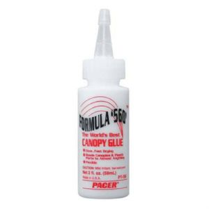 Pacer 560 Canopy Glue